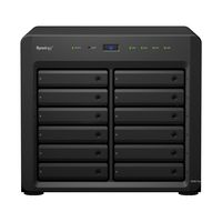 SYNOLOGY - Disk Station DS3617xs Servidor NAS 12 baias