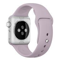 Apple MLKV2ZM/A Banda Lavanda Fluoroelastómero acessório de relógio inteligente