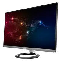ASUS - MX27AQ Frameless LED IPS - 27P - 2560 x 1440 WQHD - 300 cd / m2 - 100000000:1 - 5ms - 100% sRGB - DP 1.2: HDMI 1.4  / MHL2.0: 2 x HDMI1.4 - Colunas - Eye Care (ULBL)