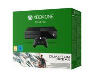 Microsoft Xbox One 500GB Quantum Break bundle 500GB Wi-Fi Preto