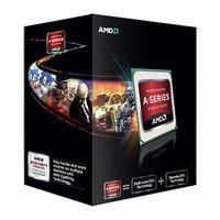 AMD A series A6-7400K black 3.5GHz 2MB L2 Caixa processador