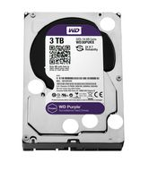 WESTERN DIGITAL - HD Purple 3TB 3.5 SATA 6Gbs 64MB