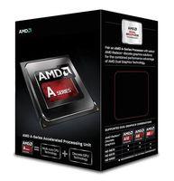 AMD A series A6-6400K 3.9GHz 1MB L2 Caixa processador