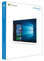 MICROSOFT - Windows 10 Home - 1 licença - USB flash drive - 32 / 64-bit - Português
