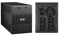 Eaton 5E1500IUSB 1500VA 2AC outlet(s) Torre Preto UPS