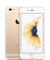 APPLE - iPhone 6s 128GB Gold