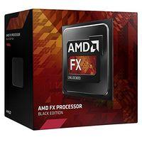 AMD - FX-8350 BLACK ED 8 CoreS 4.0GHZ 8/8MB AM3+WRAITH COOLER