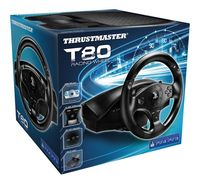 THRUSTMASTER - VOLANTE T80 RW OFICIAL LICENSE PARA PS4 / PS3 (4160598)