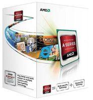 AMD - A4 X2 4000 Dual-Core FM2 3.2Ghz 1MB 65w