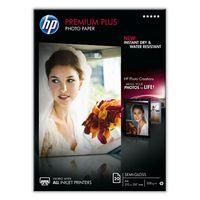 HP - Premium Plus Semi-gloss Photo Paper-20 sht/A4/210 x 297 mm