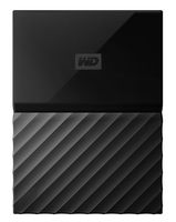 WESTERN DIGITAL - MY PASSPORT  1TB BLACK USB 3.0
