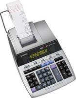 CANON - MP1211-LTSC - Calculadora de Secretária com rolo, 12 dígitos com impressão em fita de tinta de 2 cores, Teclado espaçoso para uma utilização intensiva