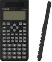CANON - F-718GA - Teclado antibacteriano, 264 funções e características, Ecrã LCD matricial de grande dimensão, Dois modos de funcionamento (matemática ou linhas)