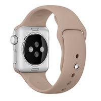 Apple MLDD2ZM/A Banda Nogueira Fluoroelastómero acessório de relógio inteligente