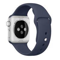 Apple MLKX2ZM/A Banda Azul Fluoroelastómero acessório de relógio inteligente