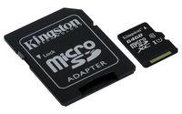 Kingston Technology microSDXC Class 10 UHS-I Card 64GB 64GB MicroSDXC UHS-I Class 10 cartão de memória