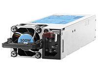 HP - 500W FS Plat Ht Plg Pwr Supply Kit