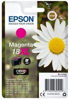 EPSON - TINTEIRO SERIE 18XL MAGENTA XP-102/205/305/405 - C13T18134012