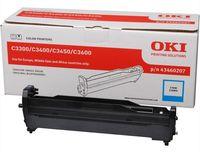 OKI - EP-CART C3300/C3400/C3450/C3600-Cyan (15k)