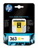 HP - 363 Yellow Ink Cartridge