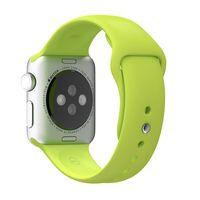 Apple MJ4L2ZM/A Banda Verde Fluoroelastómero acessório de relógio inteligente