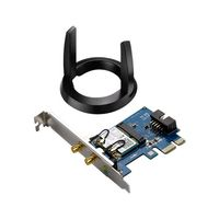 ASUS - PLACA REDE Wireless 802.11AC 867MBPS PCI-EXP.- PCE-AC55BT