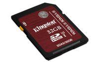 Kingston Technology SDHC UHS-I U3 32GB 32GB SDHC UHS Class 3 cartão de memória