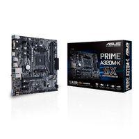 ASUS - PRIME A320M-K AMD AM4 A320 MATX
