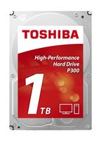 TOSHIBA - HD 3.5P 1TB INTERNO P300 -HDWD110EZSTA