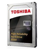 TOSHIBA - HD 3.5 4TB NAS N300 Bulk