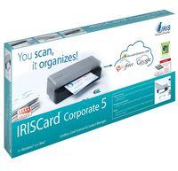 IRIS - SCANNER CARD CORPORATE 5  /  PORTATIL