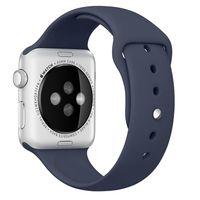 Apple MLL02ZM/A Banda Azul Fluoroelastómero acessório de relógio inteligente