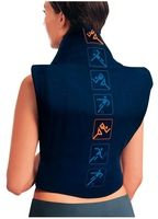 Bosch Relaxxtherm sport Cobertor elétrico 60W Policloreto de vinil (PVC) Azul