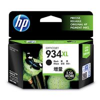 HP - Ink Cart /  934XL Black