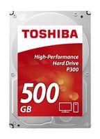 TOSHIBA - HD 3.5P 500GB P300