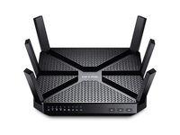 TP-LINK - Router AC3200TRI-BAND GIGABIT - ARCHER C3200