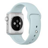 Apple MLDH2ZM/A Banda Turquesa Fluoroelastómero acessório de relógio inteligente