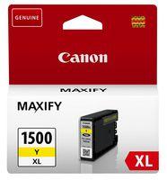 CANON - Ink / PGI-1500XL Maxify Yellow XL Cart