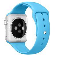 Apple MLDL2ZM/A Banda Azul Fluoroelastómero acessório de relógio inteligente