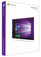MICROSOFT - Windows 10 Pro - 1 licença - USB flash drive - 32 / 64-bit - Português