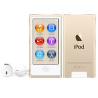 Apple iPod nano 16GB Leitor MP4 16GB Dourado