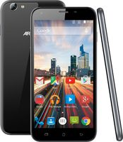 ARCHOS - 55 HELLIUM PH 4G 16GB GREY - Quad Core A53@ 4x1.,3GHz Mediatek MT6737, 5,5PIPS 1280X720 HD, Android 6.0 Marshmallow, Cam Back 8MP*+AF+Flash 2MP Front, GPS A- GPS/BT/Wifi/FM