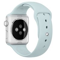 Apple MLDT2ZM/A Banda Turquesa Fluoroelastómero acessório de relógio inteligente