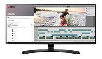 LG - 34UM88-P 34P - 3440 x 1440 - IPS - 300 cd/m2 - 1000:1 - 5 ms - Thunderbolt: 2xHDMI: DisplayPort - altifalantes