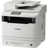 CANON - MF411dw - Multifuncional laser monocromática: Impressão, cópia e digitalização, Impressão automática frente e verso, Ecrã tátil a cores de 8.9cm (3.5P), Velocidade de 33 ppm, E-Maintenance, Compatível com Google Cloud Print