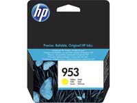 HP - Ink/953 Original Yellow