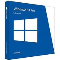 Microsoft Windows 8.1 Pro, 32-bit, OEM, GGK, POR