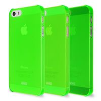 ARTWIZZ - RUBBER CLIP IPHONE 5 / 5S (GREEN)