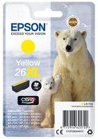 EPSON - TINTEIRO AMARELO SERIE 26XL XP-600/700/800 - C13T26344012