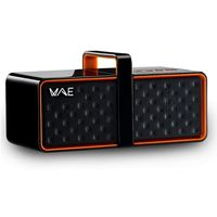 GUILLEMOT - WAE BTP03 Mini Black / Orange